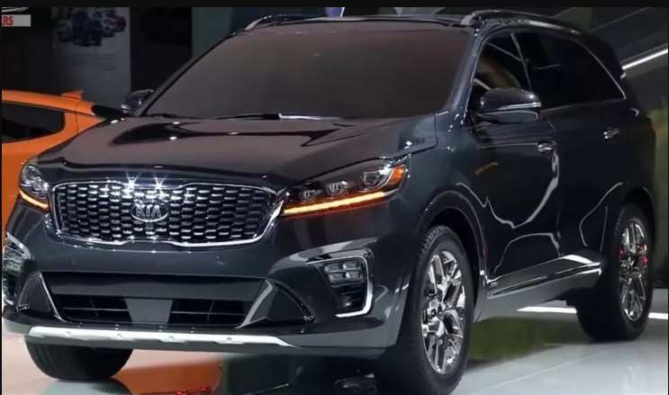 88 All New Kia Sorento Hybrid 2020 New Review