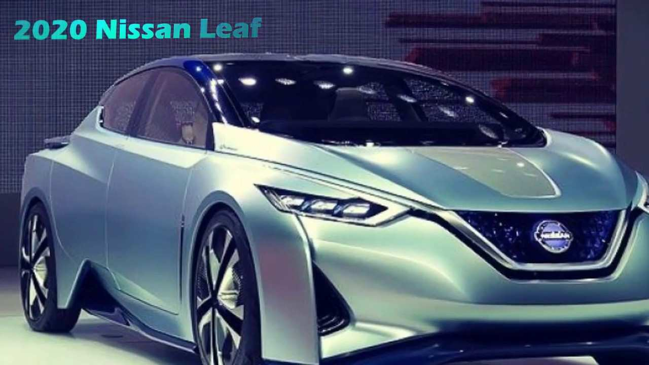 88 All New Nissan Leaf 2020 Interior