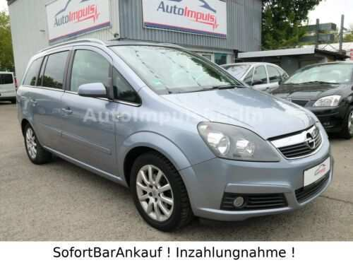 88 All New Opel Zafira 2020 Specs And Review