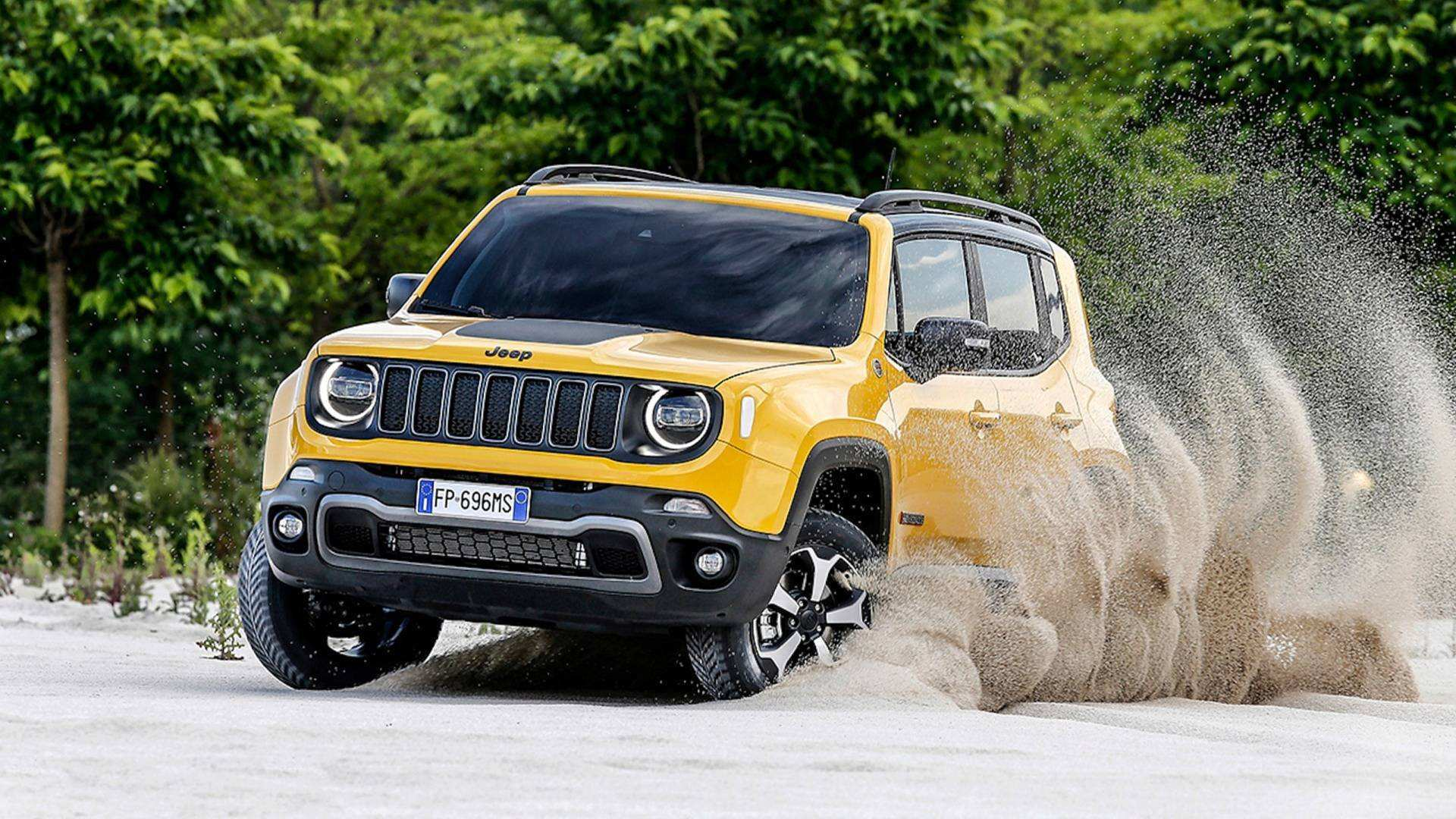 88 Best 2019 Jeep Renegade Review Redesign And Review