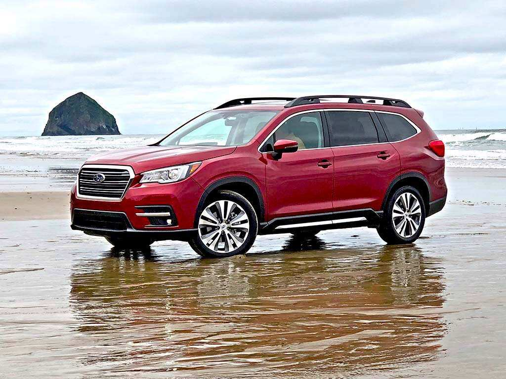 88 Best 2019 Subaru Ascent Debut Concept