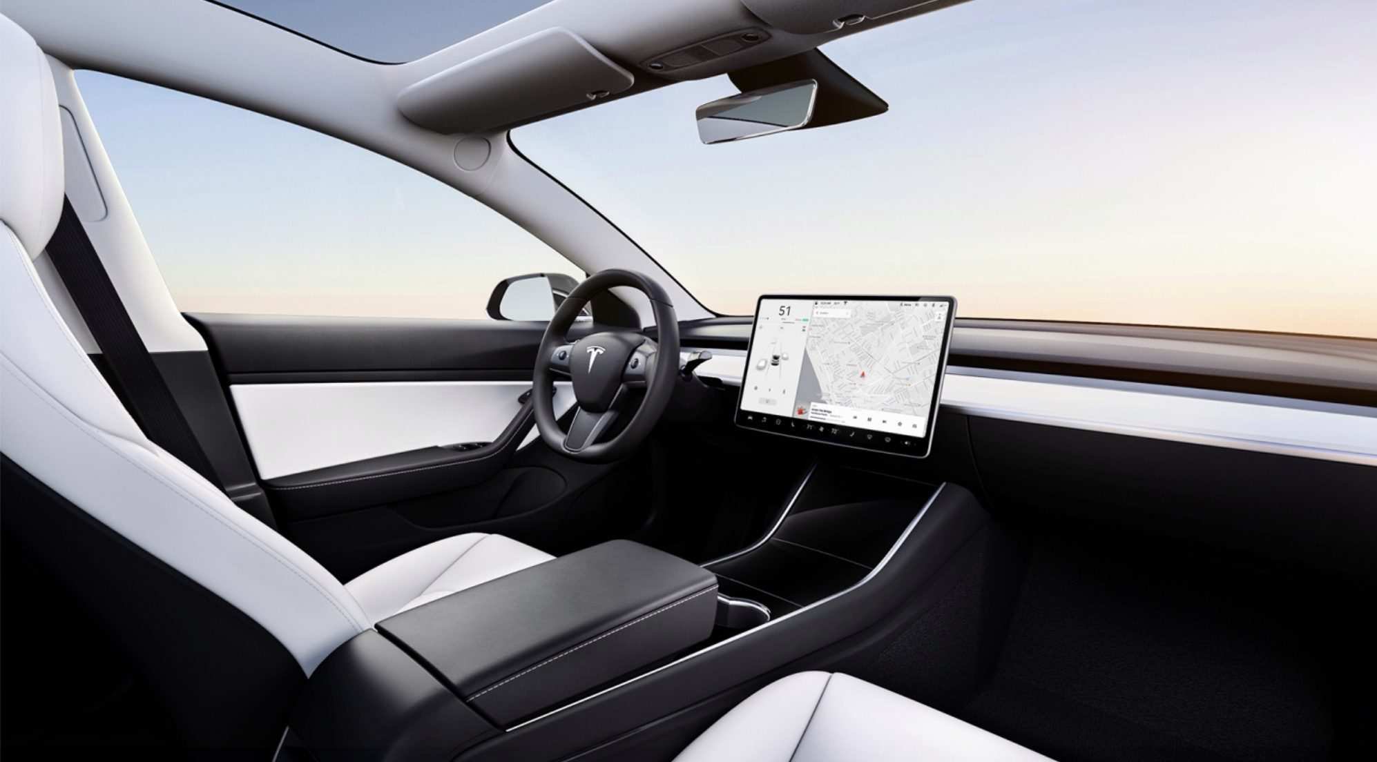88 Best 2019 Tesla Interior First Drive