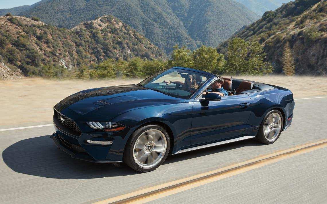 88 New 2019 Ford Convertible Pictures