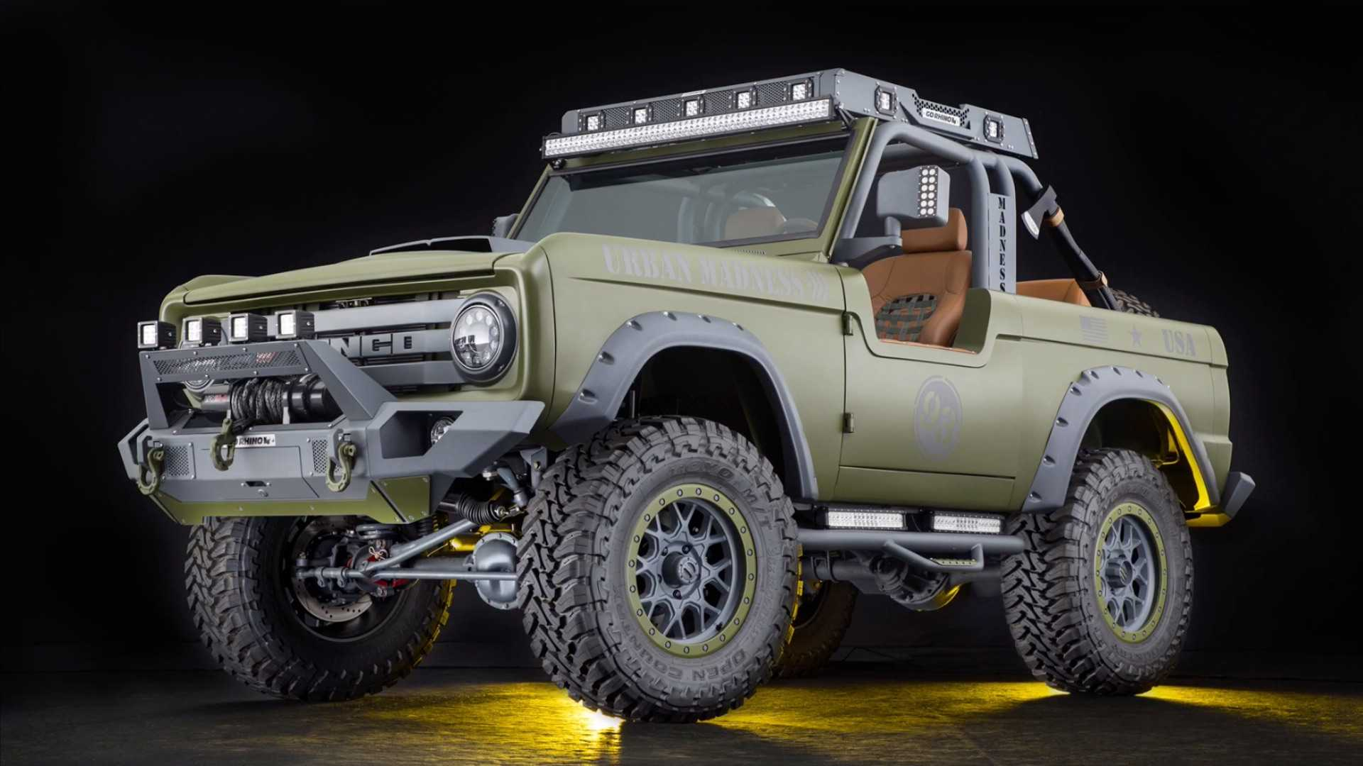 88 New 2020 Ford Bronco Latest News Engine