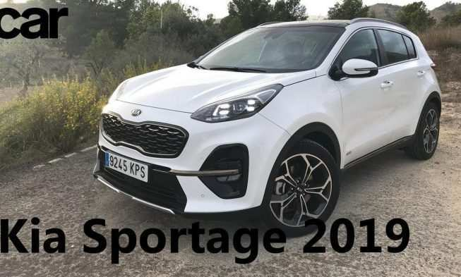 88 New Kia Sportage 2020 Youtube Concept And Review