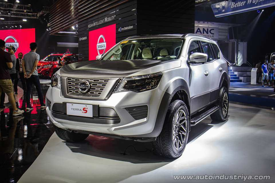 88 New Nissan Terra 2020 Philippines Redesign