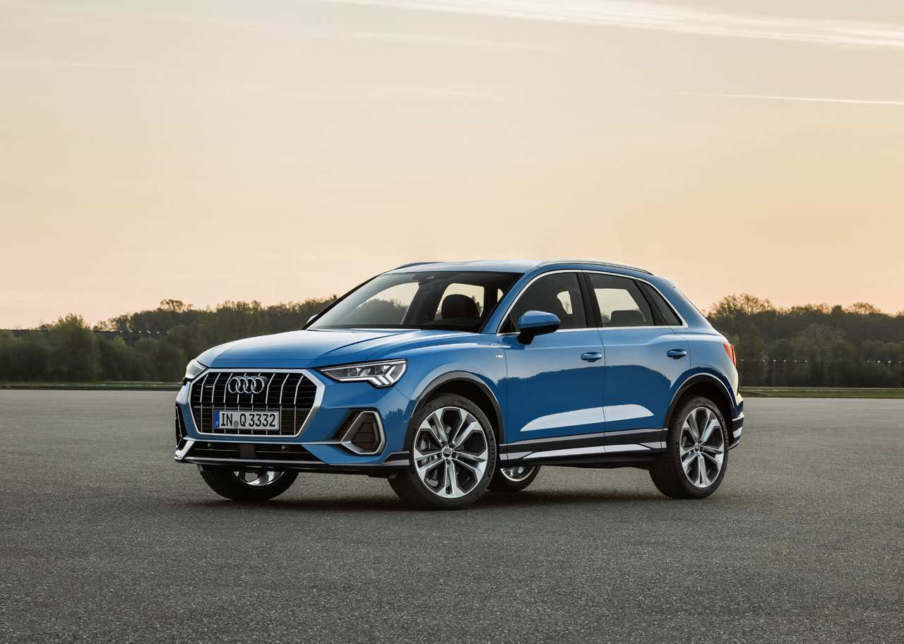 88 The 2019 Audi Q3 Dimensions Release