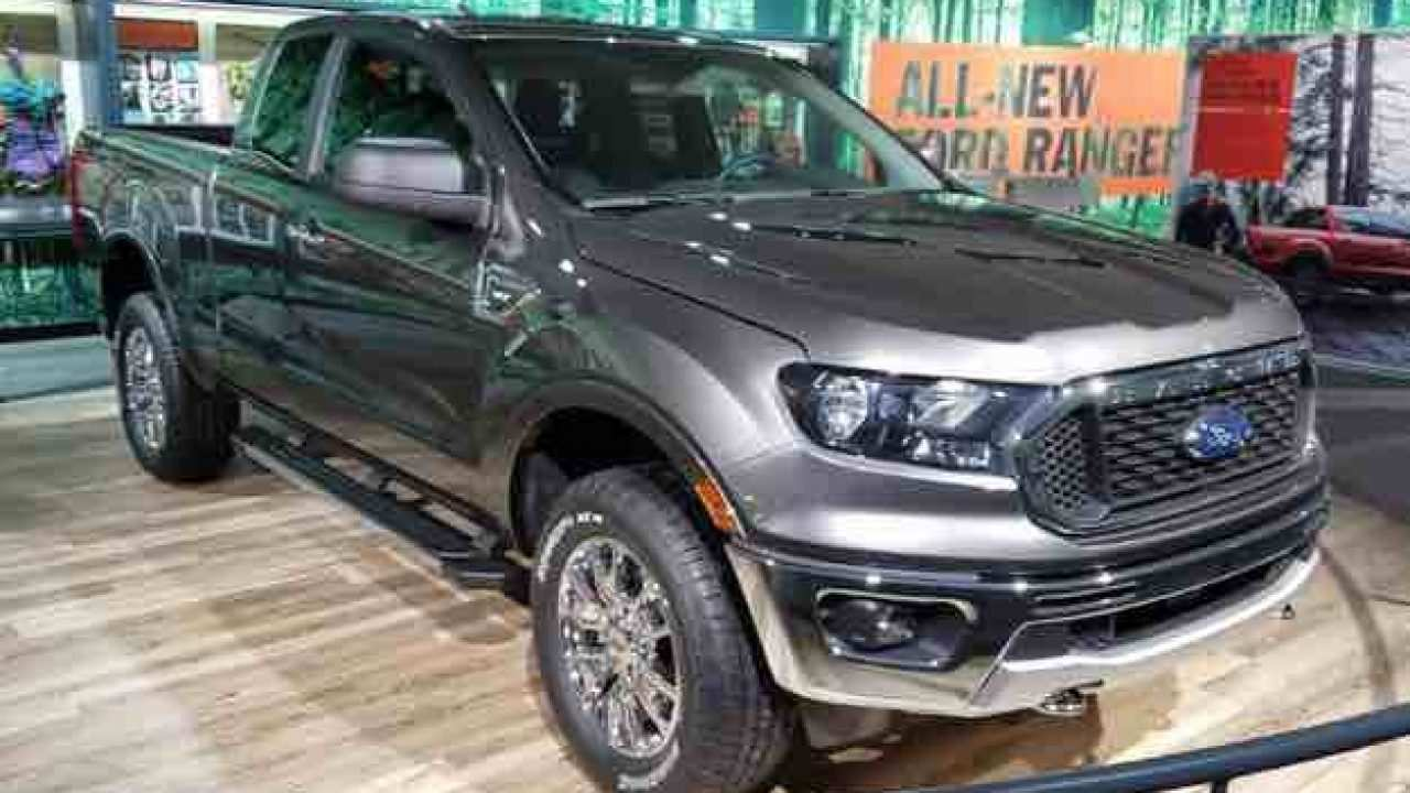 88 The 2019 Ford Ranger 2 Door Price
