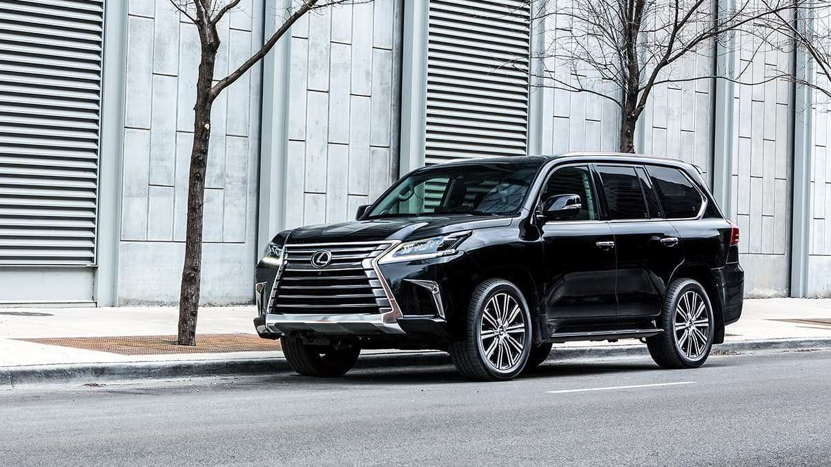 88 The 2019 Lexus Jeep New Model And Performance