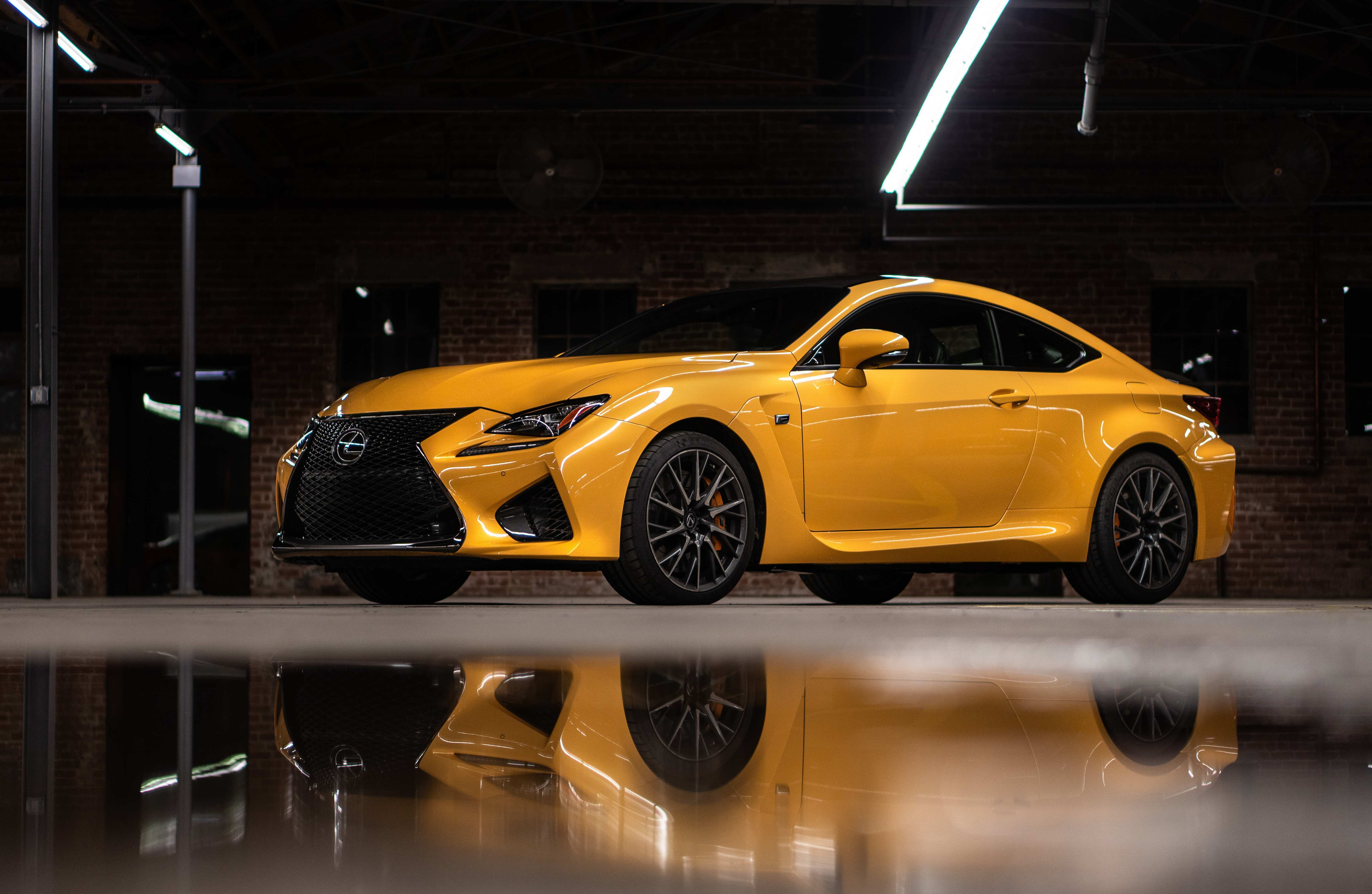 88 The 2019 Lexus Rc New Review