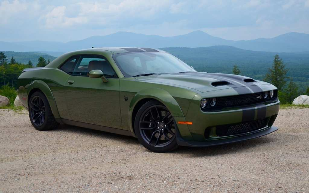 88 The Best 2019 Dodge Challenger News New Model And Performance