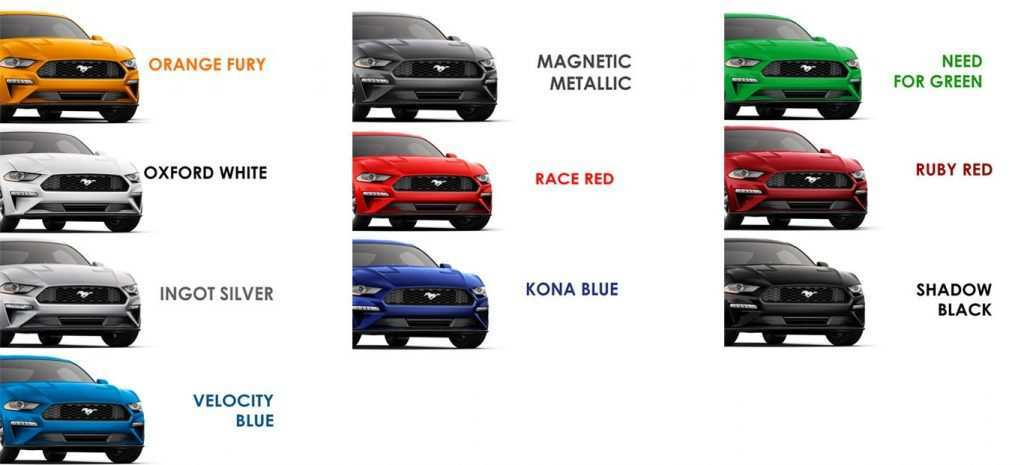 88 The Best 2019 Ford Colors Ratings
