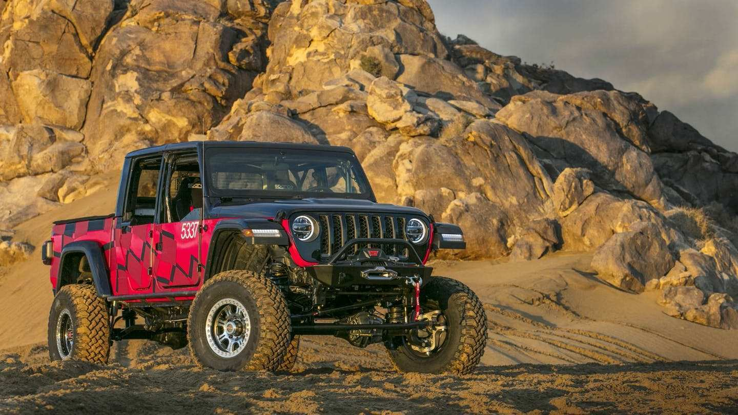 88 The Best 2020 Jeep Gladiator King Of The Hammers Interior