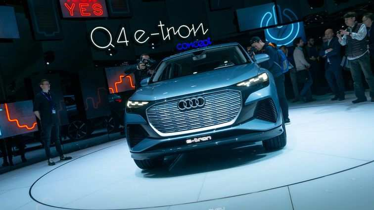 88 The Best Audi Fuel Cell 2020 Release Date