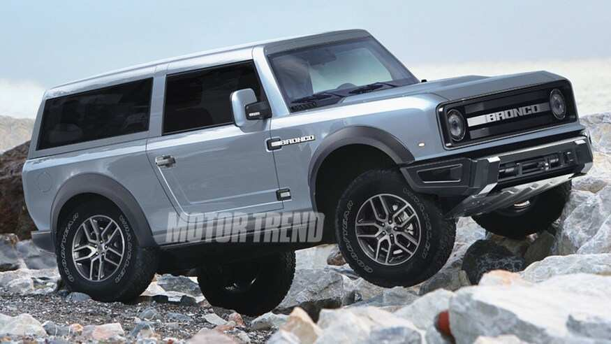 88 The Best Ford Bronco 2020 Engine Redesign And Review