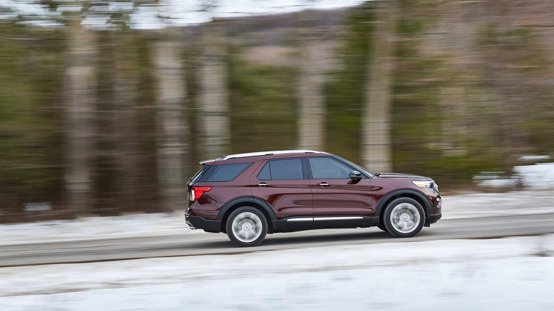 88 The Best Ford Unveils The New 2020 Explorer Overview