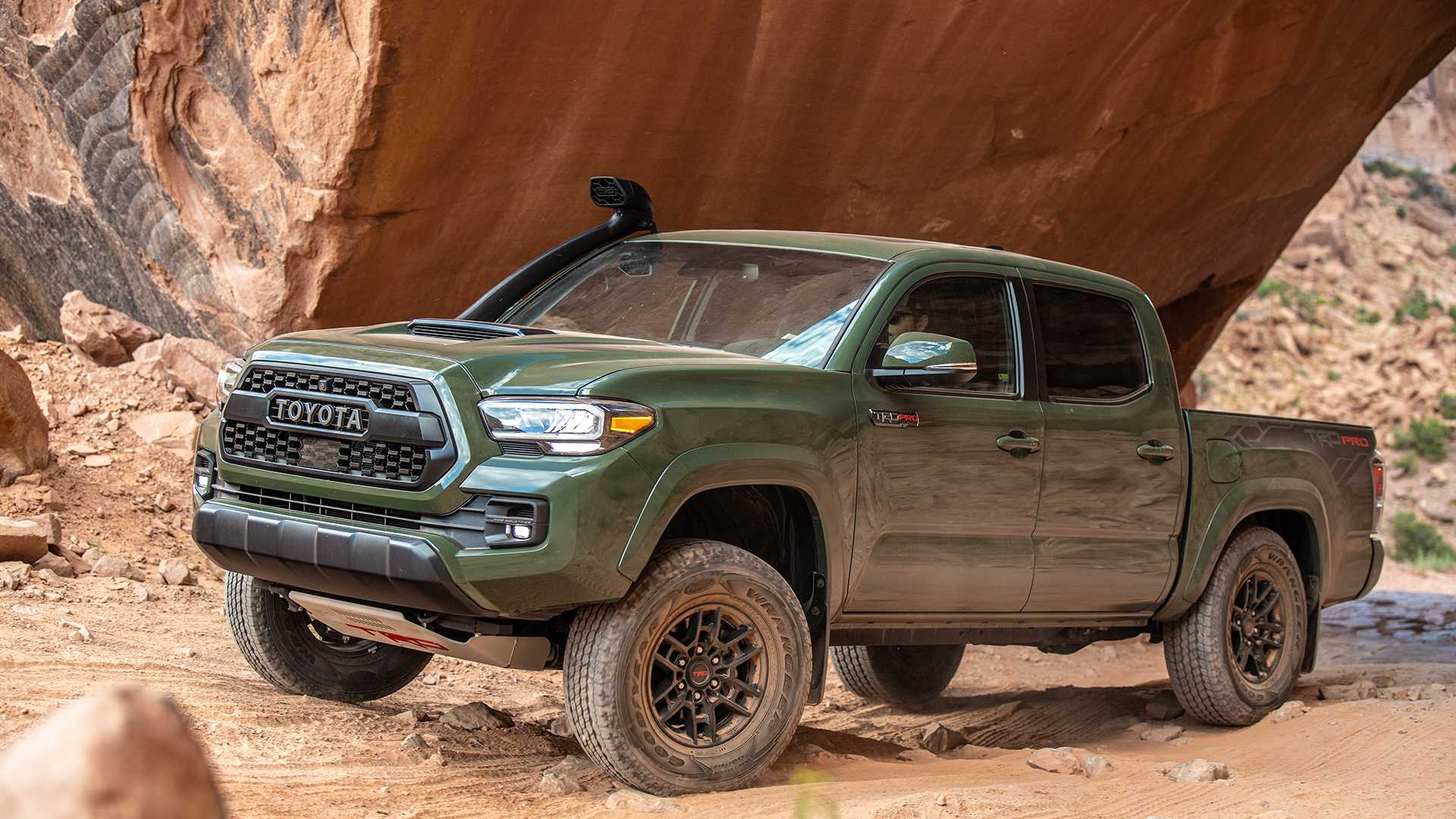 88 The Best Toyota Tacoma 2020 Wallpaper
