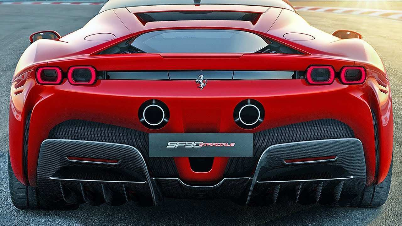 88 The Ferrari 2020 Supercar Specs