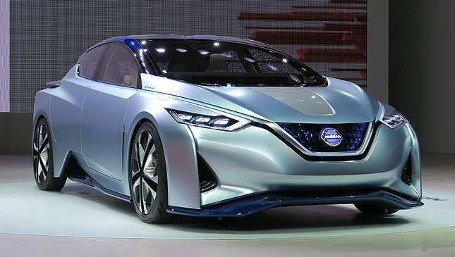 88 The Nissan 2020 Self Driving Cars Release Date And Concept