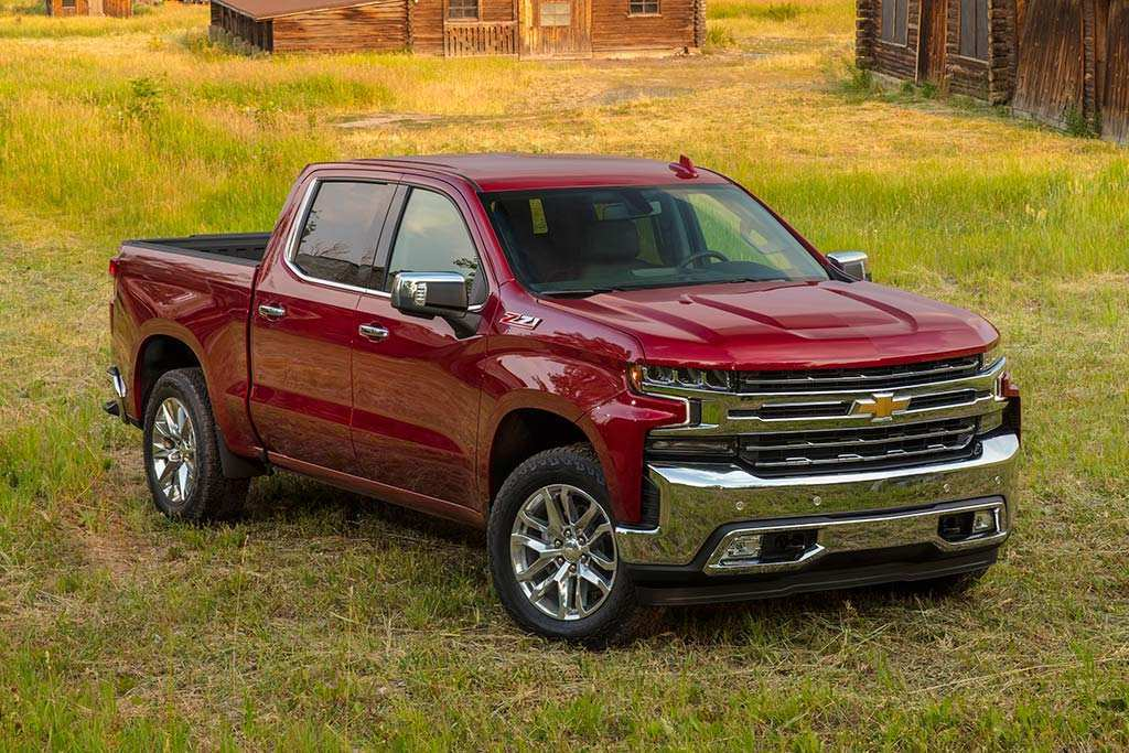 89 A 2019 Chevrolet 1500 Picture