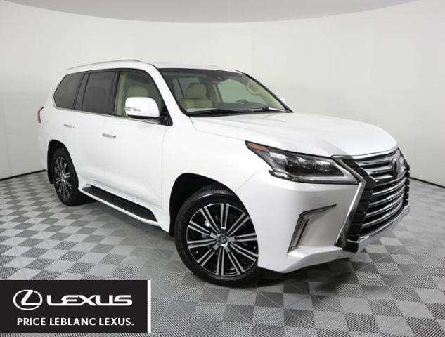 89 A 2019 Lexus Lx Concept And Review
