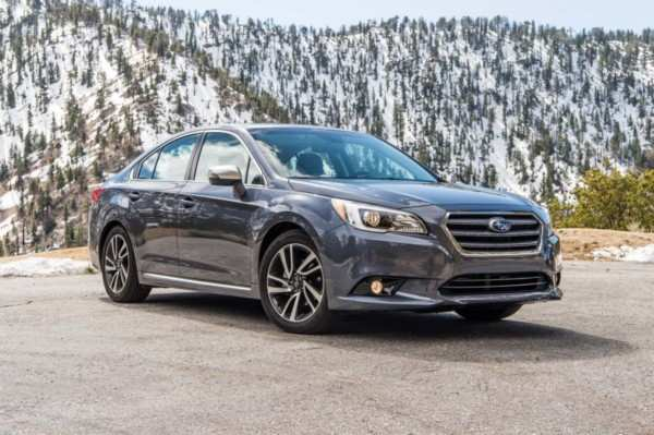 89 A 2020 Subaru Legacy Price Review