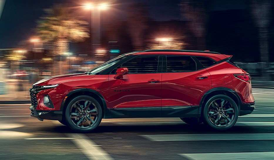 89 A Chevrolet Blazer 2020 Ss With 500Hp Concept