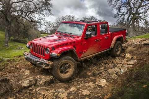 89 A Jeep Pickup 2020 Specs Review