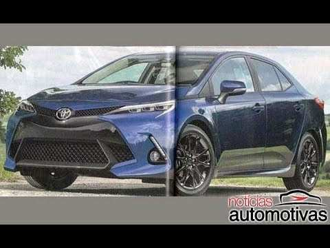 89 A Toyota Corolla 2020 Japan Price And Review