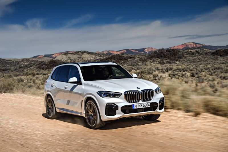 89 All New 2019 Bmw Suv Concept And Review