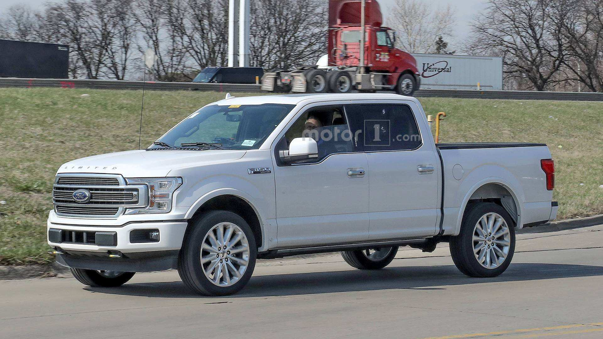 89 All New 2019 Ford F 150 Limited Release