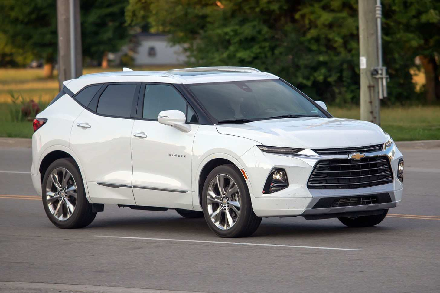 89 All New Chevrolet Blazer 2020 Ss With 500Hp Release
