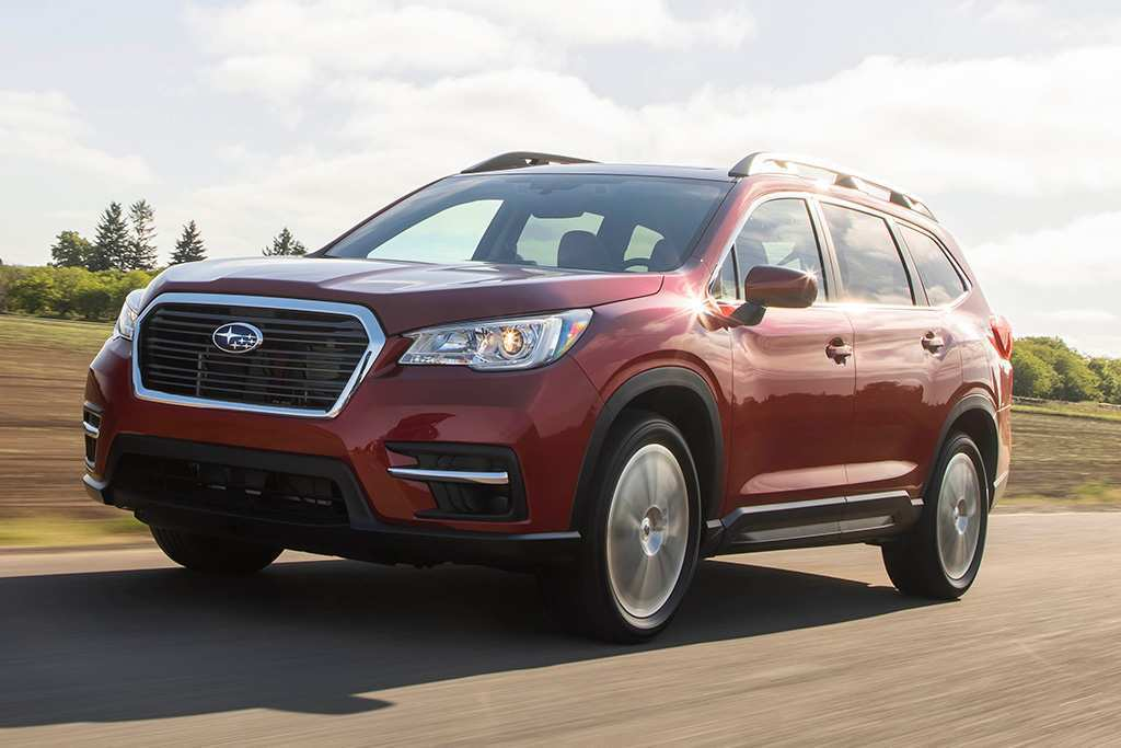 89 All New Subaru Ascent 2020 New Review