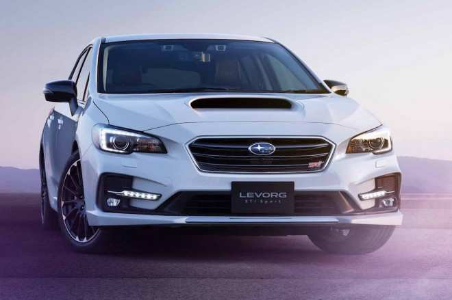 89 All New Subaru Levorg 2020 Price Design And Review