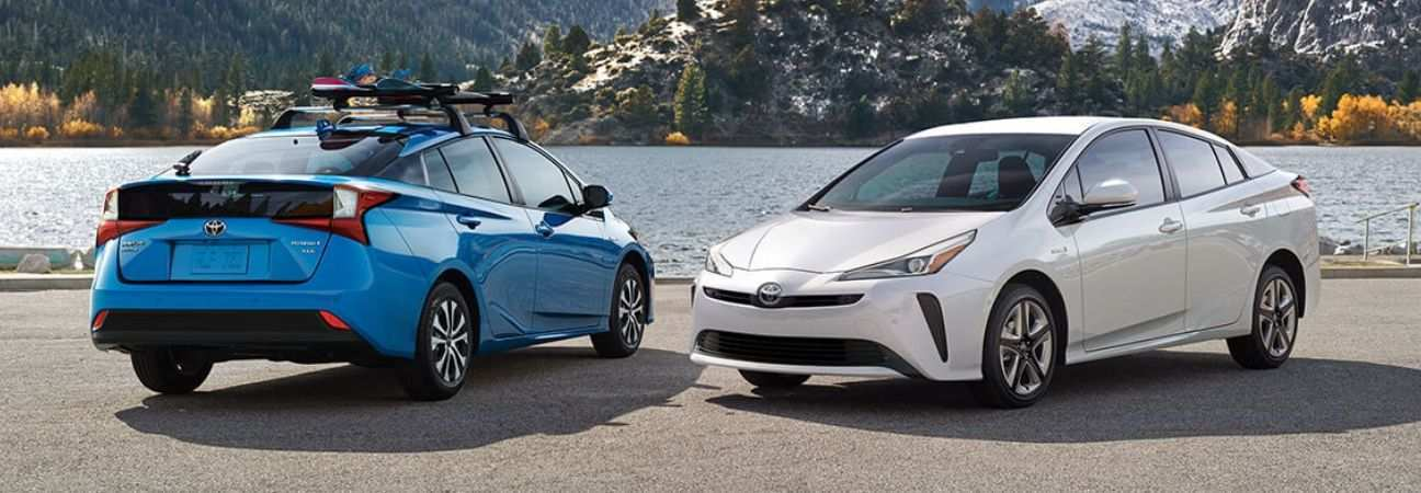 89 All New Toyota Prius 2020 Price And Release Date