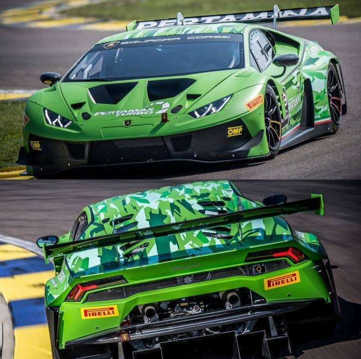 89 Best 2019 Lamborghini Huracan Gt3 Evo Exterior And Interior