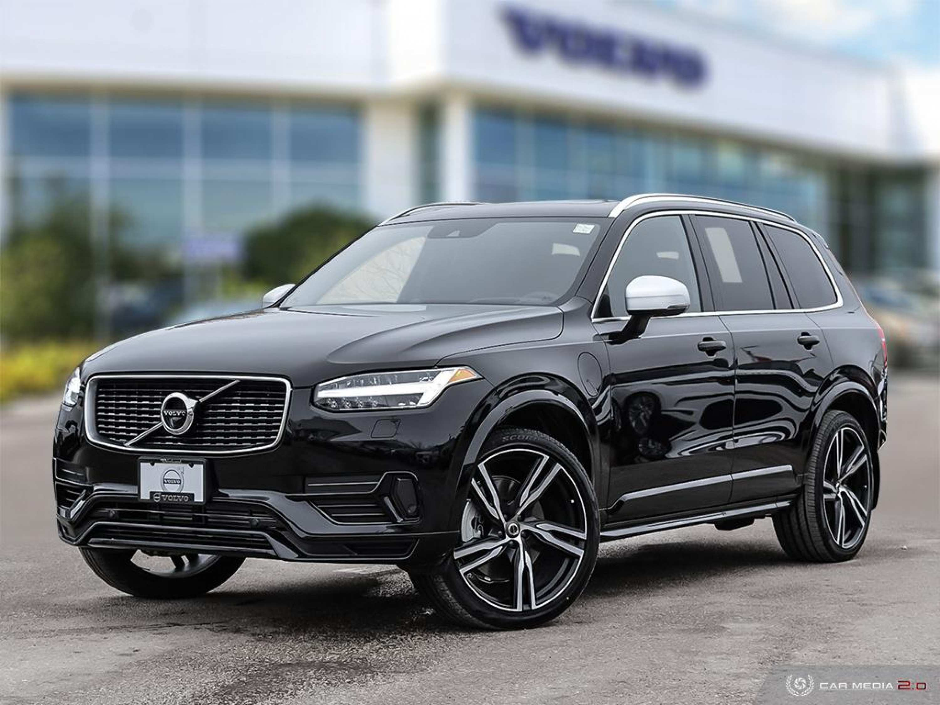 89 Best 2019 Volvo Suv Redesign