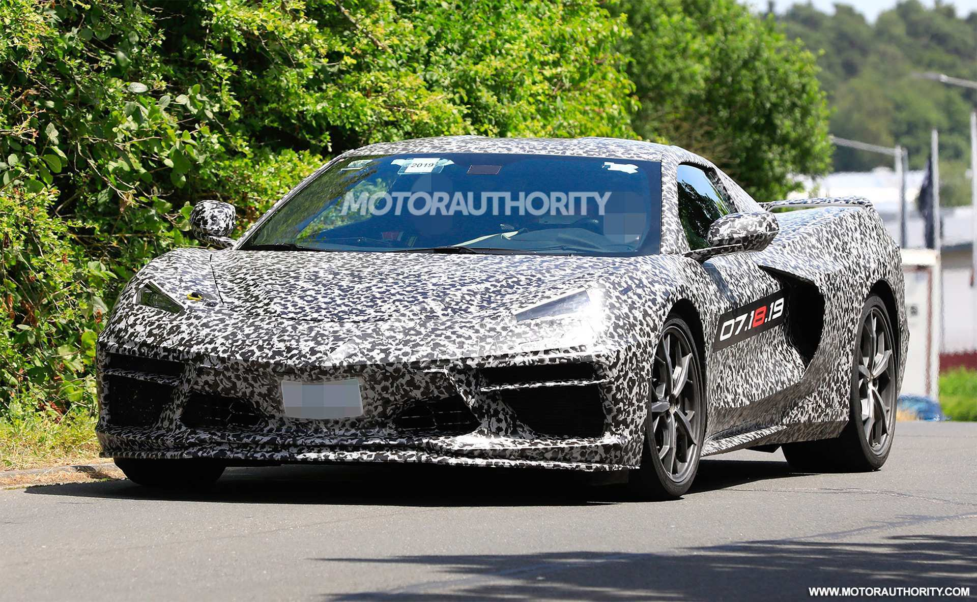 89 Best 2020 Chevrolet Corvette Mid Engine Release