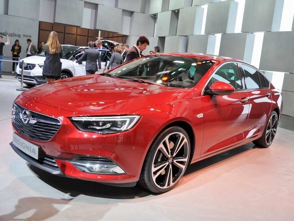 89 Best Opel Astra New Shape 2020 Redesign