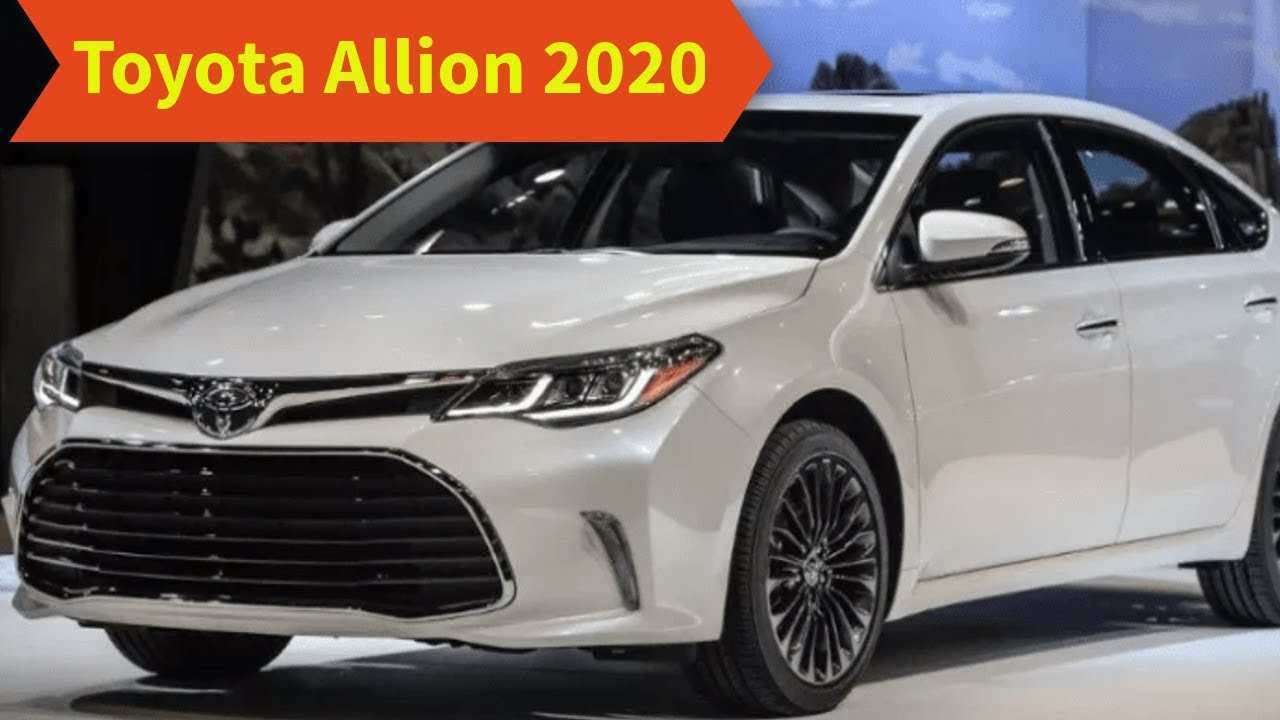 89 Best Toyota Premio 2020 Interior