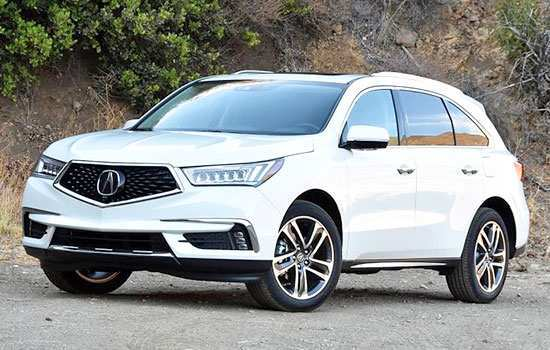 89 New 2019 Acura Rdx Release Date Images