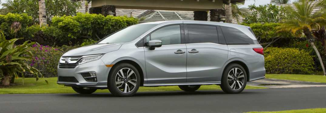 89 New 2019 Honda Odyssey Release Redesign
