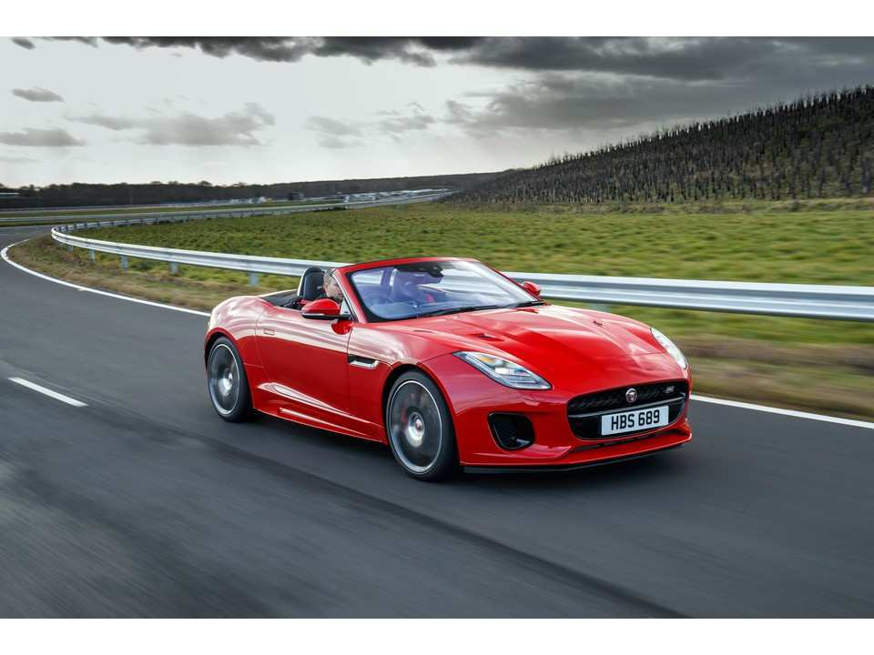 89 New 2020 Jaguar F Type Msrp Configurations