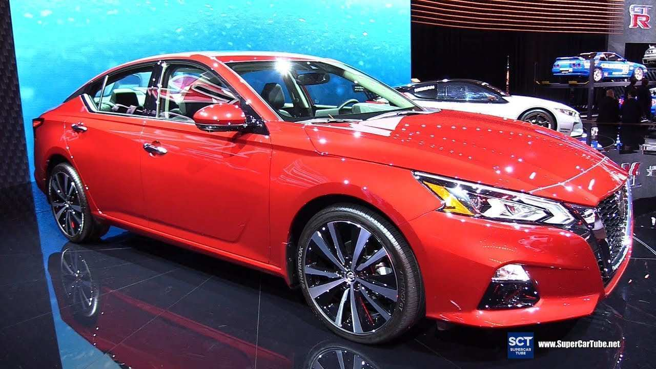 89 New 2020 Nissan Maxima Youtube Price And Release Date