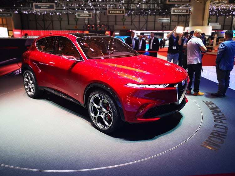 89 New Alfa Suv 2020 Price And Review