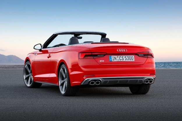89 New Audi Convertible 2020 Images