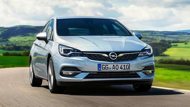 89 New Opel Astra 2020 Wallpaper