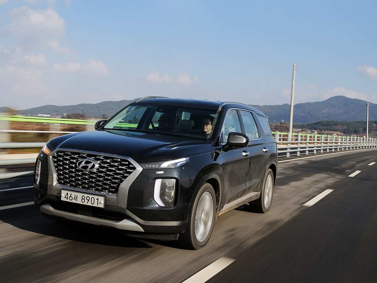 89 New When Will The 2020 Hyundai Palisade Be Available Wallpaper