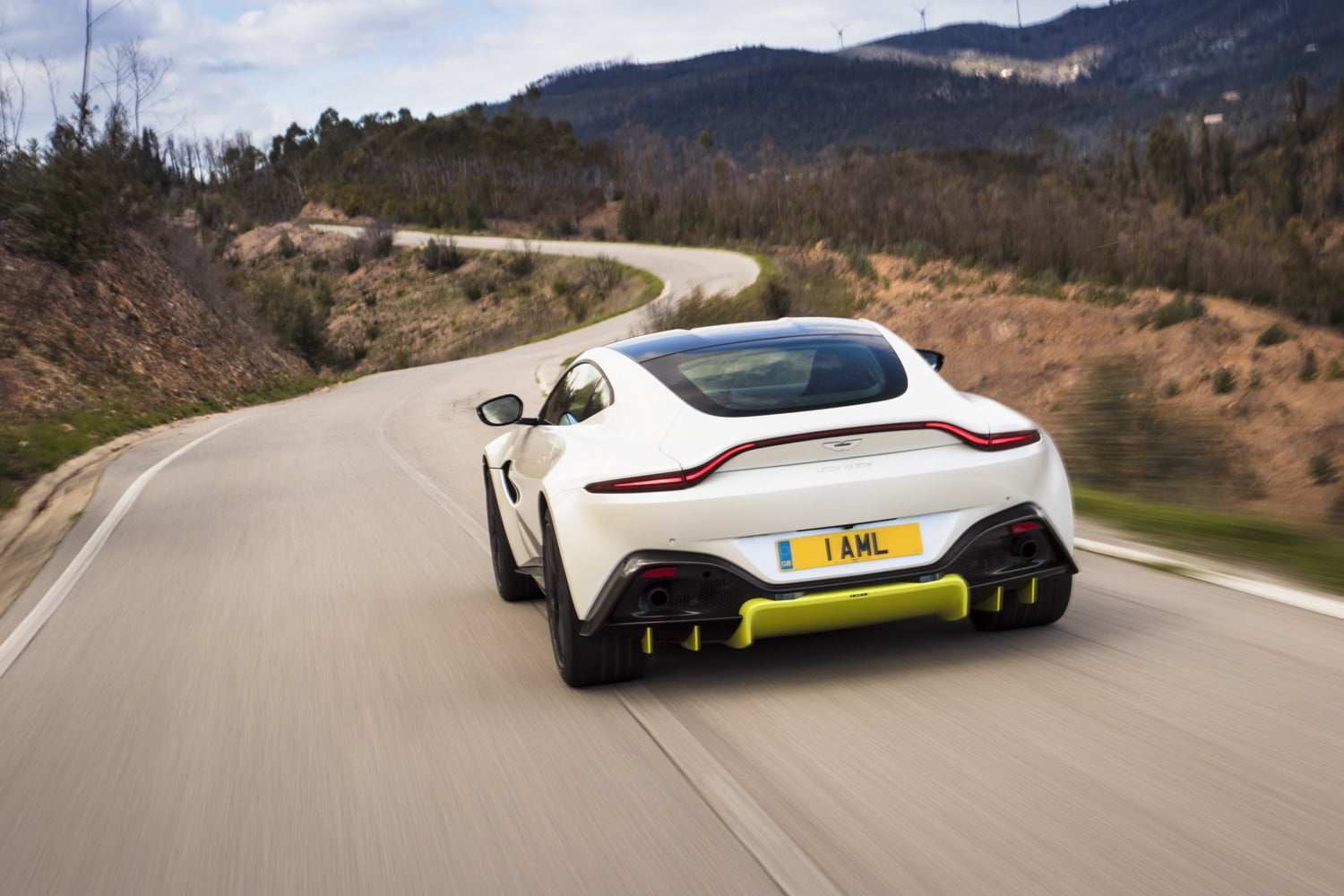 89 The 2019 Aston Martin Vantage Review Interior
