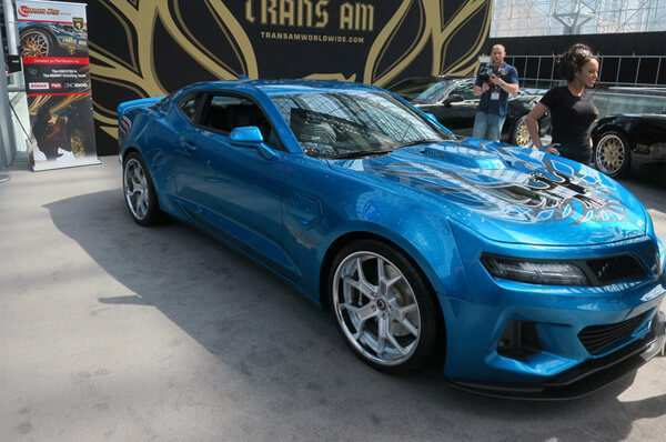 89 The 2020 Buick Firebird Performance
